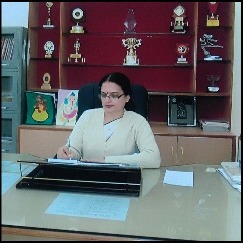 Ms. Rohini Aima