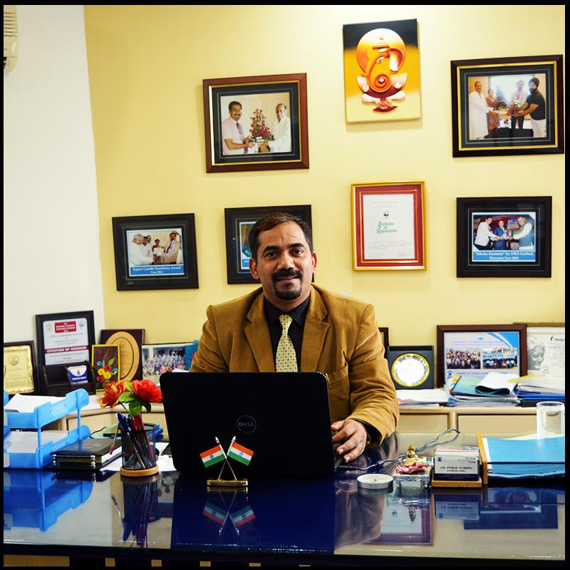 Mr. S.K. Singh