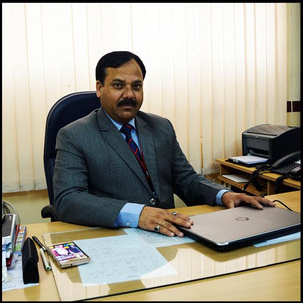 Mr Pramod Srivastava